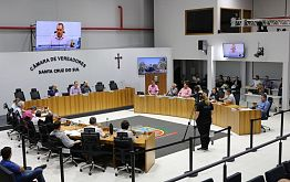 Câmara aprova obtenção de crédito para obras no Centro e Arroio São João