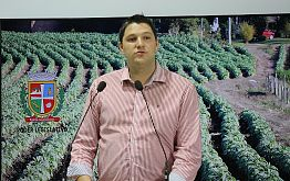 Vereador Mathias Bertram apresenta indicações para solucionar demandas de várias áreas