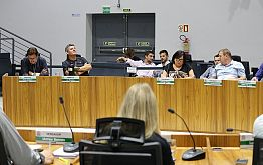 Câmara recebe 19 novas matérias para a próxima sessão