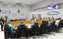 Câmara analisa veto do Executivo ao projeto Composta Santa Cruz